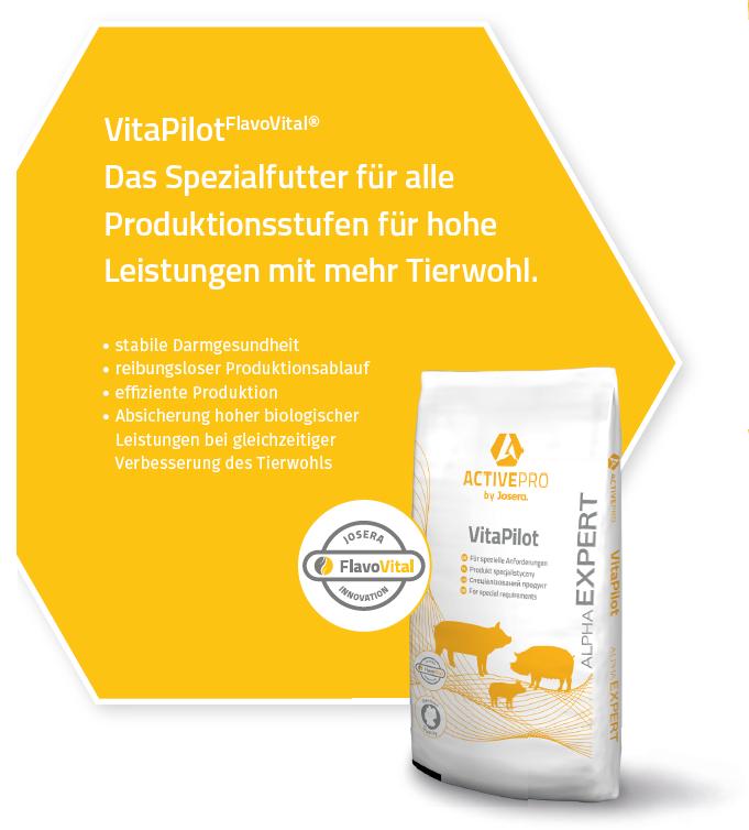VitaPilot Produktmerkmale